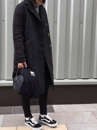 cota_raさんの「【粧う/YOSOOU/ヨソオウ】Tailored Coat(YOSOOU|ヨソオウ)」を使ったコーディネート