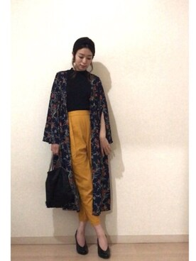 rikakukoさんの(MURUA|ムルーア)を使ったコーディネート
