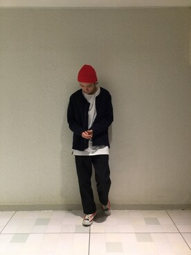 JUNRed 新宿ルミネエスト|makoさんの(JUNRed|ジュンレッド)を使ったコーディネート