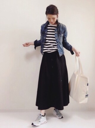 「Sonny Label Gジャン(URBAN RESEARCH Sonny Label)」 using this non looks