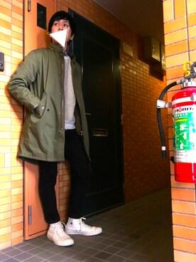 Hirokiさんの(JOURNAL STANDARD relume|ジャーナルスタンダード レリューム)を使ったコーディネート