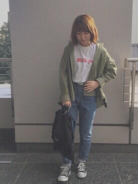 MILKFED. 名古屋|SAYAKA  さんのコーディネート