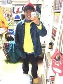 ひろみ(第2PK)さんの「Ralph Lauren Childrenswear Long-Sleeve Fine-Gauge Sweater, Yellow, Size 2T-6X(Ralph Lauren|ラルフ ローレン)」を使ったコーディネート