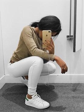 (adidas) using this Emi Sabrina  looks