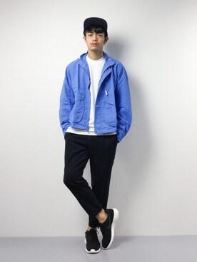 ZOZOTOWN|ryuto irieさんの(Battenwear|バテンウエア)を使ったコーディネート