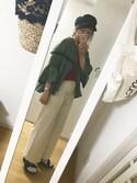 (ZARA) using this Biwasaka looks