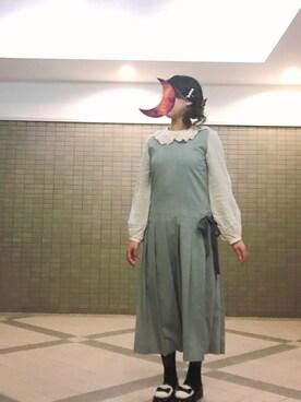 いんげんちゃんさんの(Bianca`s closet|ビアンカズ クローゼット)を使ったコーディネート