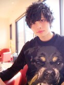 「Givenchy Snarling Rottweiler Dog Jersey Tee, Black(Givenchy)」 using this ᏒainᏴoy looks