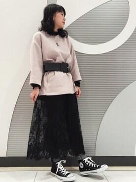 佐々木 麻耶さんのコーディネート