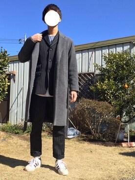 kazuyukiさんの(bluesdress)を使ったコーディネート
