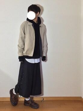kazuyukiさんの(Yves Saint Laurent)を使ったコーディネート