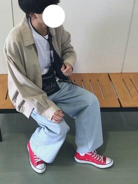 kazuyukiさんの(Yves Saint Laurent|イヴサンローラン)を使ったコーディネート