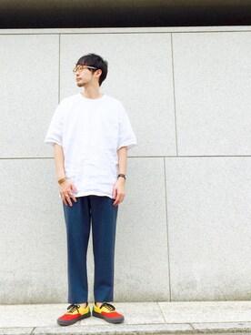ビューティ&ユース ユナイテッドアローズ 松山店|Shirou Takemotoさんの(BEAUTY&YOUTH UNITED ARROWS)を使ったコーディネート