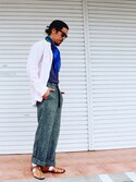 (Ray-Ban) using this 小手田 晃一 looks