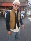 「Visvim Lungta Cotton and Linen-Blend Shirt(Visvim)」 using this AS looks