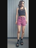 (H&M) using this マリア looks