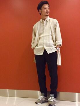 JUNRed 立川ルミネ|RYO-matsuさんの(JUNRed|ジュンレッド)を使ったコーディネート