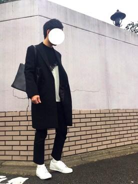 Daishinさんの(MofM(manofmoods)|マンオブムーズ)を使ったコーディネート