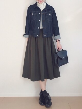 「CONE Gジャン 712462(LOWRYS FARM)」 using this MAYUKO looks