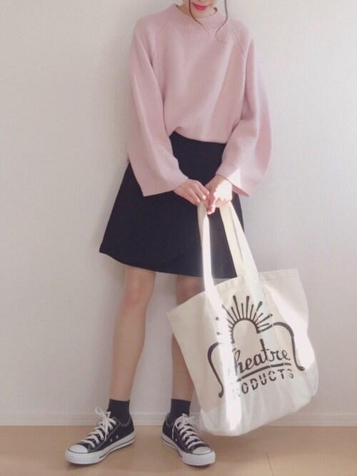 MAYUKO|le.coeur blancのニット/セーターを使った