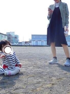 riさんの(babyGAP|babyGAP)を使ったコーディネート