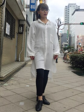 LHP 大阪店|nanae  sakataさんの(DANKE SCHON|ダンケシェーン)を使ったコーディネート
