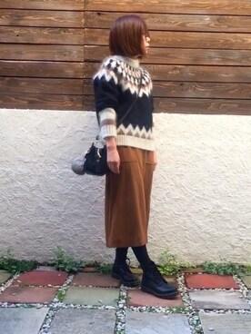makikoさんの(PLAIN CLOTHING|プレーンクロージング)を使ったコーディネート