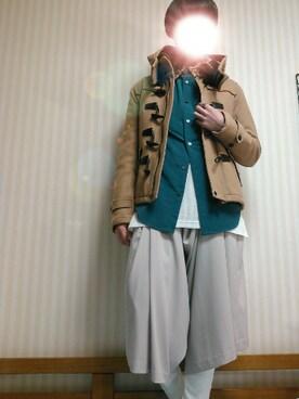 TERU さんの「WOMEN レギンスパンツ(ユニクロ|ユニクロ)」を使ったコーディネート