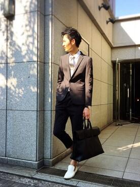 LOVELESS青山 yamaさんの(GUILD PRIME ギルドプライム)を使ったコーディネート
