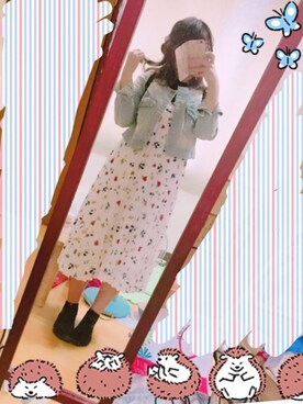 (FOREVER 21) using this ほしたん looks