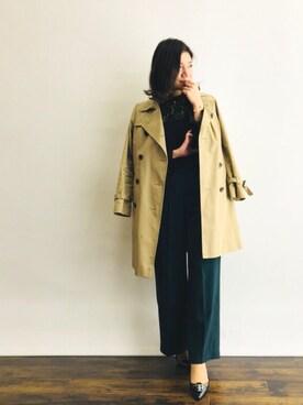 Faux Pas Paris ZOZOTOWN店 magaaさんの「カラースティックピアス【PLAIN CLOTHING】(PLAIN CLOTHING)」を使ったコーディネート