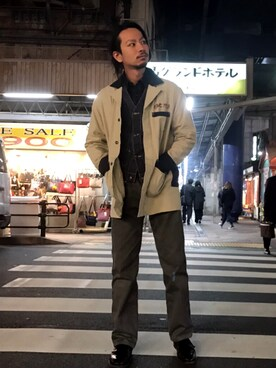 Schott Kobe kawanishiさんの(schott ショット)を使ったコーディネート
