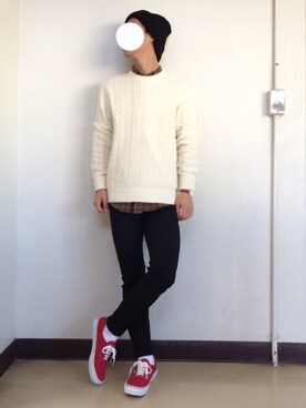 「WHEIR Bobson SKINNY JEANS(URBAN RESEARCH)」 using this take looks