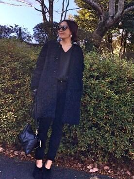 45R 池袋東武店|akikoさんの(DIANA|ダイアナ)を使ったコーディネート