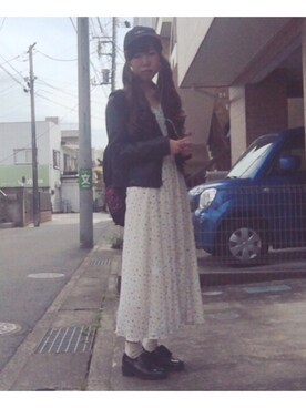 mirai .さんのコーディネート