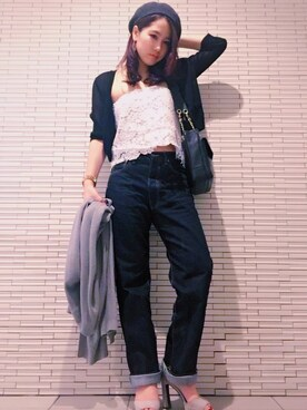 midoriさんの(CA4LA|カシラ)を使ったコーディネート