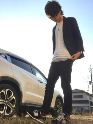 Toruさんの「NEW BALANCE / MRL996 【SP】(New Balance|ニューバランス)」を使ったコーディネート