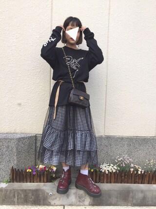 「シンプルベルト(Kastane)」 using this fumi looks