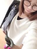 ♡halu♡さんの「SSセパレートフラットシューズ 743212(LOWRYS FARM|ローリーズ ファーム)」を使ったコーディネート