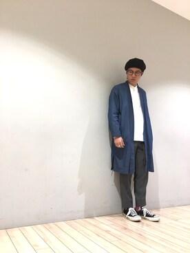 JUNRed 広島パルコ|s122633さんの(JUNRed|ジュンレッド)を使ったコーディネート