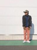 "☈ ¥ ⍨⃝⇑ is wearing SOUTHERN STADIUM ""SWM (MOMA) JKT"""