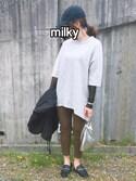 milkyさんの「CONTROL/F MTL TOTE(Another Edition|アナザーエディション)」を使ったコーディネート