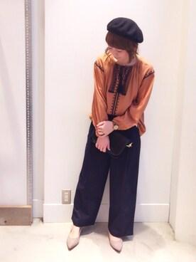 coenひたちなか店|suzukiさんの(coen|コーエン)を使ったコーディネート