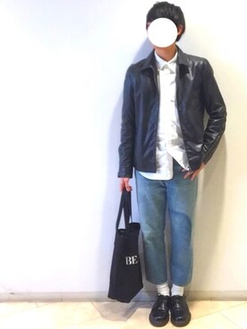「LEVIS VINTAGE CLOTHING /リーバイスビンテージクロージング  : 1890 501XX JEANS #(LEVI'S VINTAGE CLOTHING)」 using this kazuya looks