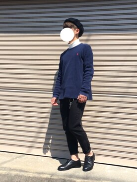 ki-chanさんの(POLO RALPH LAUREN ポロラルフローレン)を使ったコーディネート