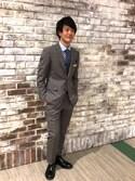 伊藤達也さんの「SHANNON/シャノン(Church's|チャーチ)」を使ったコーディネート