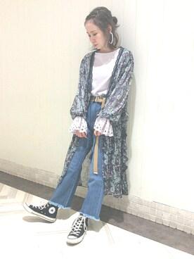 wclosetルミネ池袋店|Iori Hideshimaさんの(w closet|ダブルクローゼット)を使ったコーディネート