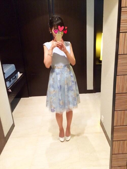 結婚式 服装パステルカラー