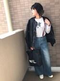 sally.ichiさんの「KBF サスペンダー(KBF|ケイビーエフ)」を使ったコーディネート