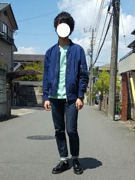 えーきちさんの(Champion チャンピオン)を使ったコーディネート